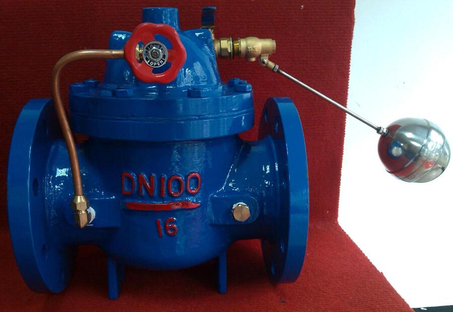 有效的控制水塔或水箱
