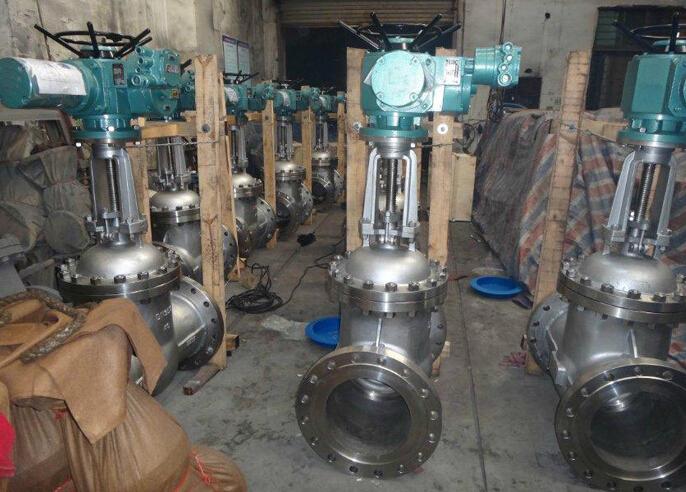 不锈钢电动闸阀的特点及工作原理