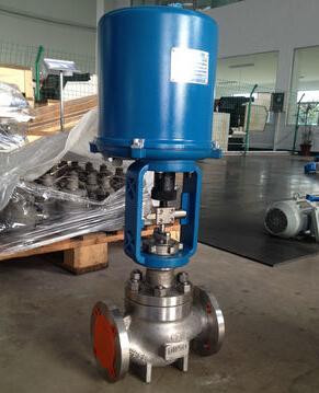 电动单座调节阀的应用和特点图片